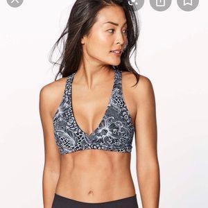 Lululemon raise the barre bra